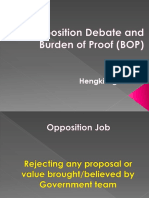 Hengki Opposition Stance and BoP.pptx