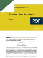 CASO N° 04 - SESION 03 - EMPRESA ALIMENTOS S.A (SEMANA 04)_