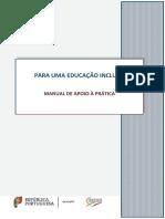 Manual de Apoio a Pratica NEE em pdf
