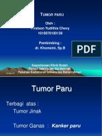 ppt tumor paru.ppt