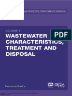 BIOLOGICAL WASTEWATER TREATMENT SERIES Vol. 1