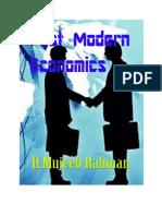 Postmodern Economics