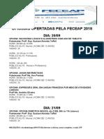 oficinas FECEAP