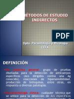 Metodos de Estudios Indirectos