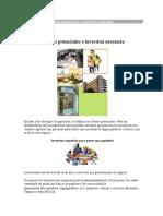 Clientes potenciales e inversión necesaria papeleria