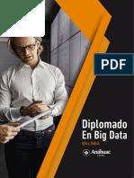 Anáhuac Online - Plan de Estudios Diplomado en Big Data (1)