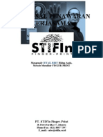 Proposal Bisnis Stifin