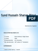 Syed Hussain Shanas Rizvi