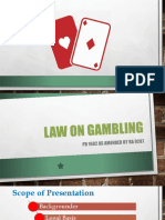 Report on Gambling.pptx