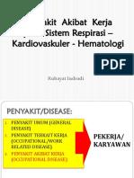 Dr Rubayat PAK Pada Sistem Respi Karvas Hematologi