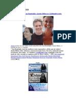 Alanis Morissette, Ann Randolph e Justin Hilton No 1440multiversity