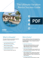 Vacation Rental Success Guide