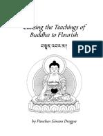 Causing Teachings Buddha Flourish c5