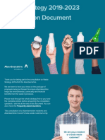 Aberdeenshire Waste Recycling Consultation Document 2018