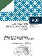 4.- Valoración Semiológica Del Tórax.pptx
