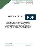 Informe de Cálculo Estrucutal y Cimentaciones..docx