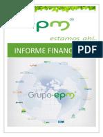 INFORME FINANCIERO EPM