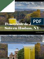 Luis Benshimol - Penetrable de Jesús Soto en Hudson, NY