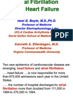 Atrial Fibrillation and Heart Failure