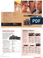 Duracell Procell Product Catalog