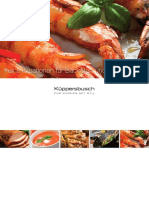 Kueppersbusch Backofen Und Kochflaeche Kochbuch