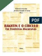 Chamada Para Livro BAKHTIN Pedro Wilder 2018