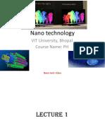 Nano Technoloy