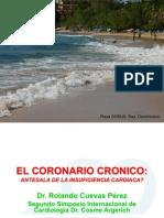 EL CORONARIO CRONICO