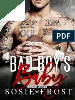1.- Bad boy's baby