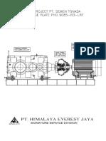 Project Base Plate Pt. Semen Tonasa