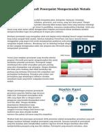 Penguasaan Microsoft Powerpoint Mempermudah Metode Presentasi