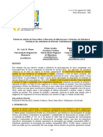 Estudo Da Adição de Nano Sílica à Borracha de Silicone Para Cobertura de Isoladores Cerâmicos Em Ambientes de Elevada Contaminação Salina