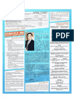 54th Pamet Annual Convention Brochure