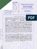 Formalidad Para La Presentacion Del Legajo Contable