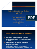 Allergic Rhinitis and Asthma - The Link
