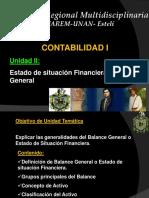 Estados de Situacion Financiera