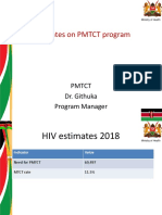 PMTCT Program Updates