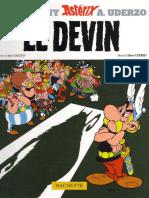 19 - Asterix Le Devin
