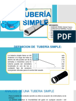 Tubería Simple-Diapositivas.pptx