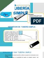 Tubería Simple-Diapositivas.pptx