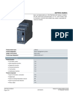 Siemens Data Sheet 3UF7010-1AU00-0