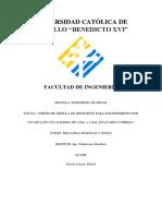 Proyecto de Invesitgacion Mecanica de Rocas 3