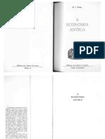A Economia Antiga Caps 1-2-3
