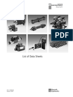 Rexroth Datasheets list.pdf