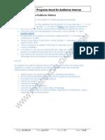 EID-REG-44 Anexo 1 Programa Anual de Auditor°as Internas