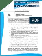 Informe de Depec a Presbiterio (1)