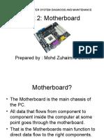 Unit 2 Motherboard