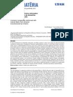 Compósitos Poliméricos Reforçados Com Fibras Naturais Da Amazônia Fabricados Por Infusão