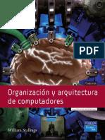 7ª Edición. Organización y Arquitectura de Computadores. William Stallings