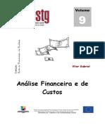 finacças analise